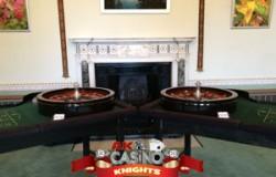Double roulette wheel