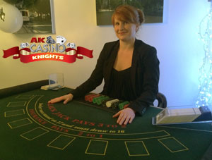 A k Casino Knights blackjack me