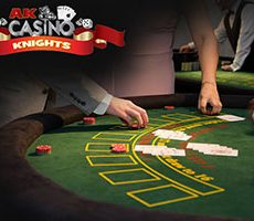 Hire fun casino in Essex with A K Casino Knights