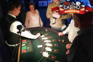 A K Casino Knights East coast Kent casino hire