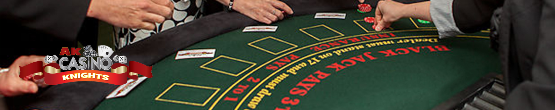 Mobile casino hire Dartford at A K Casino Knights