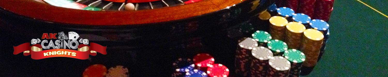 fun casino hire Maidstone with A K Casino Knights