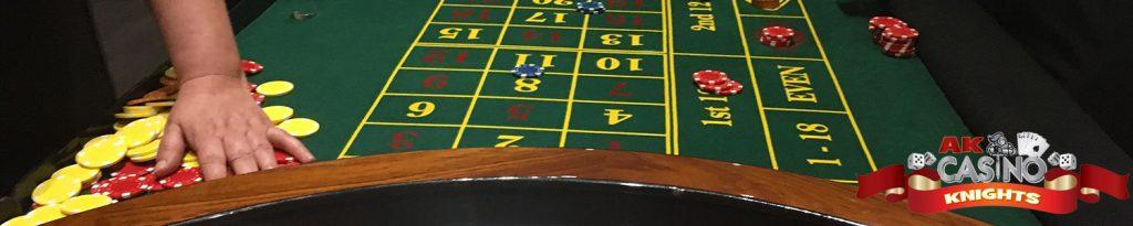 Casino hire Tonbridge and Mailing