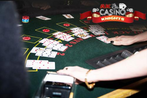 A K Casino Knights wedding blog 1