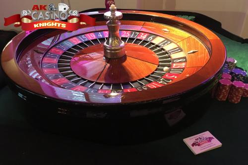 A K Casino Knights Kent casino hire tunbridge Wells